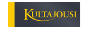 GW Galleria, Kultajousi logo, kauppakeskus Vaasa