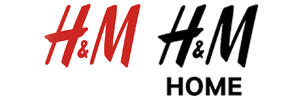GW Galleria, H&M ja H&M Home logo, kauppakeskus Vaasa