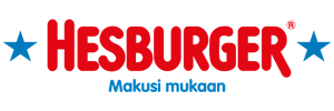 GW Galleria, Hesburger logo, kauppakeskus Vaasa